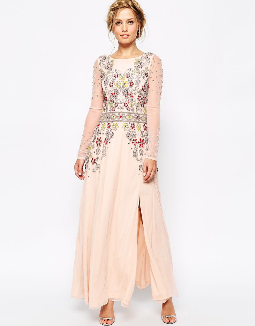 Maxi dresses for wedding guests cocktail dresses 2016 for Dressing for wedding guests